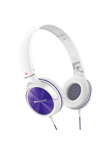 Pioneer SE-MJ522-V Kulaküstü Kulaklık Renkli